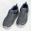 Sivé tenisky pánske skechers, šedá, 809-2234 - 16