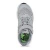 Dievčenské športové šedé tenisky nike, šedá, 309-2191 - 17