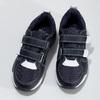 Modré tenisky s prešitím detské mini-b, modrá, 319-9163 - 16