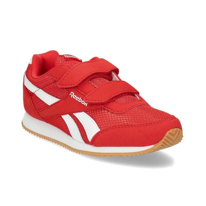 Červené detské tenisky reebok, červená, 309-5176 - 13