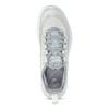 Dámske športové tenisky šedé nike, šedá, 509-2100 - 17