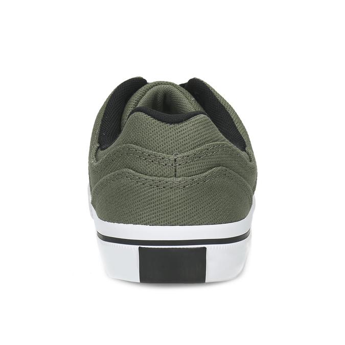 Pánske khaki tenisky converse, zelená, 889-7259 - 15