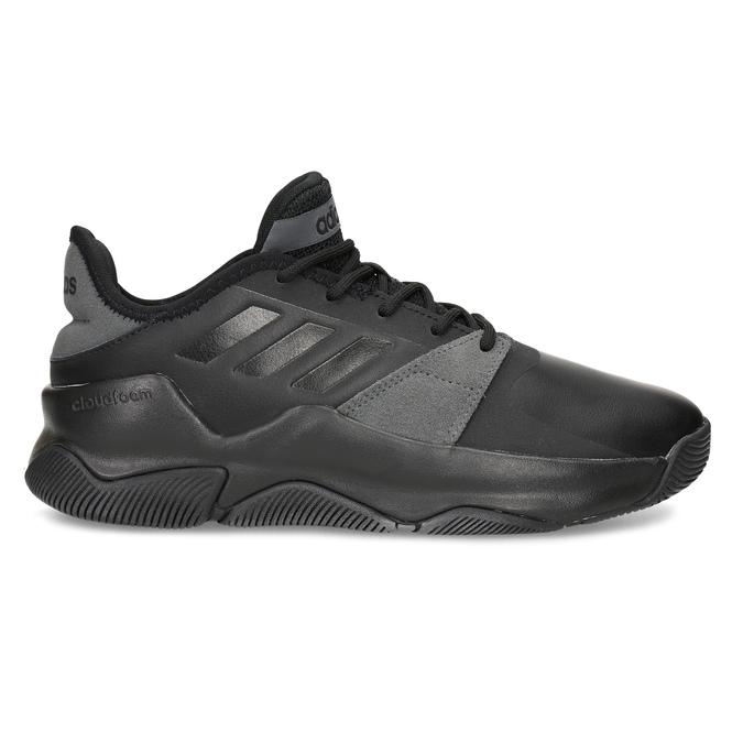 8016223 adidas, čierna, 801-6223 - 19