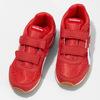 Červené detské tenisky reebok, červená, 309-5176 - 16