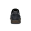 Pánske kožené ležérne poltopánky bata, modrá, 826-9610 - 15